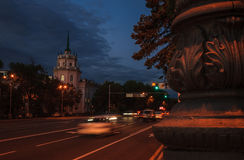 Vecchia Almaty Fotografie Stock