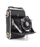 Vecchia annata della macchina fotografica Immagine Stock