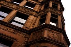 Vecchia architettura Fotografia Stock Libera da Diritti