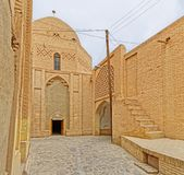 Vecchia architettura della moschea di Nain Fotografia Stock Libera da Diritti