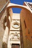Vecchia architettura di Cagliari Immagini Stock Libere da Diritti