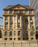 Vecchia architettura di Francoforte sul Meno Immagini Stock