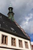 Vecchia architettura di Zwickau Immagini Stock