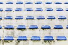 Vecchia arena della tribuna Fotografia Stock