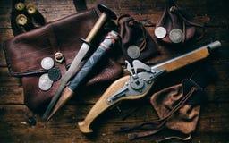 Vecchia arma Fotografia Stock