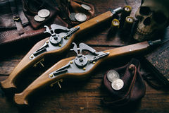 Vecchia arma Fotografie Stock Libere da Diritti