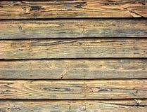 Vecchia assicella di legno del granaio Immagini Stock
