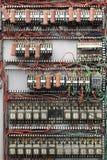 Vecchia automazione di trasmissione Immagini Stock Libere da Diritti