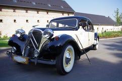 Vecchia automobile fotografia stock libera da diritti
