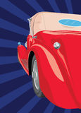 Vecchia automobile Immagini Stock Libere da Diritti