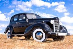 Vecchia automobile Immagini Stock
