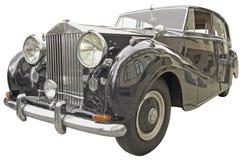 Vecchia automobile. fotografia stock