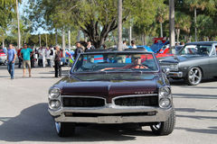 Vecchia automobile americana classica del muscolo Fotografia Stock