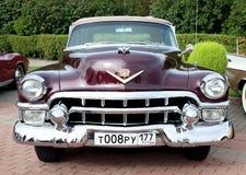 Vecchia automobile classica Fotografie Stock Libere da Diritti
