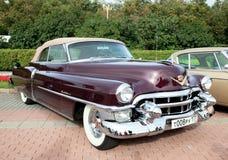 Vecchia automobile classica Fotografia Stock Libera da Diritti