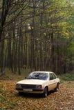 Vecchia automobile classica Immagine Stock Libera da Diritti