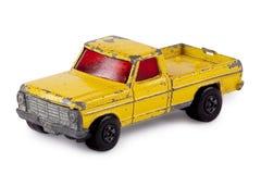 Vecchia automobile del giocattolo Fotografia Stock Libera da Diritti