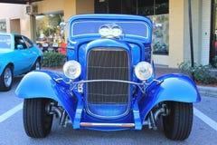 Vecchia automobile della caldo-barretta Immagini Stock Libere da Diritti