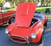 Vecchia automobile della cobra Immagini Stock