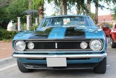 Vecchia automobile di Chevrolet Camaro Fotografia Stock Libera da Diritti