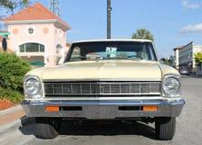 Vecchia automobile di ChevyII ss Fotografie Stock Libere da Diritti