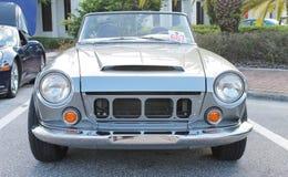Vecchia automobile di Datsun Fotografia Stock Libera da Diritti