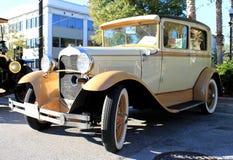 Vecchia automobile di Ford Immagine Stock