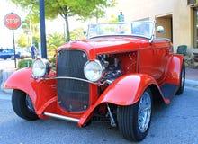 Vecchia automobile di Ford Fotografie Stock Libere da Diritti