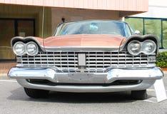 Vecchia automobile di Plymouth Fotografie Stock