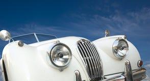 Vecchia automobile inglese Fotografia Stock Libera da Diritti