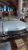 Vecchia automobile nella L a Fotografie Stock