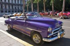 Vecchia automobile operata Fotografie Stock
