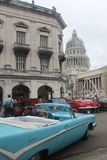 Vecchia Avana Fotografia Stock Libera da Diritti