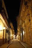 Vecchia Avana, Cuba Fotografia Stock Libera da Diritti