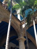 Vecchia Avana - Cuba - Palacio de la Artesania Immagine Stock