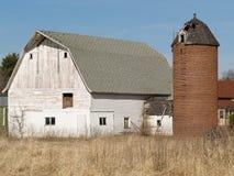 Vecchia azienda agricola immagini stock libere da diritti