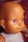 Vecchia bambola Fotografie Stock