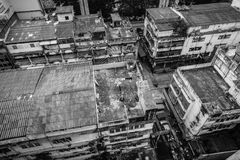Vecchia Bangkok Fotografia Stock