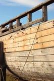 Vecchia barca 2 Immagine Stock Libera da Diritti