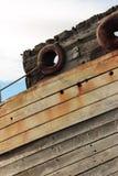 Vecchia barca 3 Fotografia Stock Libera da Diritti