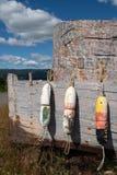 Vecchia barca abbandonata stagionata su Homer Spit nell'Alaska fotografia stock libera da diritti