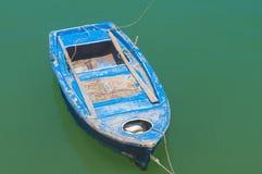 Vecchia barca di legno Immagine Stock Libera da Diritti