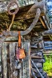 Vecchia Bell immagine stock