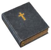 Vecchia bibbia Fotografie Stock Libere da Diritti