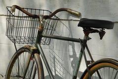 Vecchia bici 5 Immagine Stock Libera da Diritti
