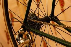 Vecchia bici 7758 Fotografia Stock Libera da Diritti