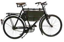 Vecchia bici militare Fotografie Stock Libere da Diritti