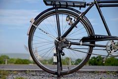 Vecchia bici, vecchia bici in Tailandia Immagine Stock Libera da Diritti