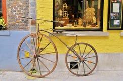 Vecchia bicicletta immagine stock libera da diritti