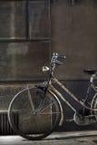Vecchia bicicletta Fotografie Stock